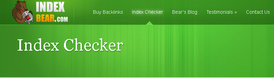 Bulk Index Checker Software