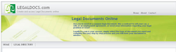Legal Documents Generator
